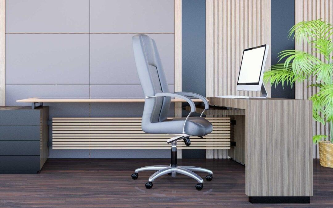 find den bedste kontorstol
